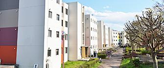 学生宿舎・アパートの写真