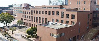 情報科学類建物の写真