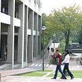 キャンパス内の写真