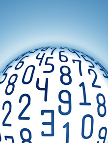 情報数理の総合イメージ